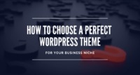 How to Choose a Perfect WordPress Theme for Your Business Niche [7 Tips You Must Know]