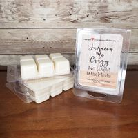 Jamaica Me Crazy Scented Soy Wax Tarts Melts in Clamshell, Wax Cubes for Warmer, Wax Melts, Gift for Her Tropical Summer Scent Rum Alcohol $6.99