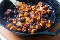 Smitten Kitchen black pepper tofu