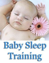 Articles on baby sleep training and handling common baby sleep problems.