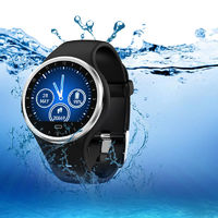 XANES® M8 1.22'' Color Touch Screen IP67 Waterproof Smart Watch Blood Pressure Oxygen Monitor Remote Camera Sports Fitness Bracelet