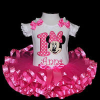 1st birthday girl outfit, minnie mouse birthday outfit, first birthday minnie mouse tutu dress, minnie mouse 1st birthday cake smash outfit, $69.95
