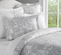 Winter Duvet Covers & Winter Sheet Sets | Pottery Barn