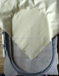 Free Tutorial for Stitching a Quilting Embroidery Design