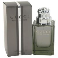 Gucci (New) by Gucci Eau De Toilette Spray 3 oz (Men) V728-461383