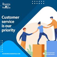 """Best Accommodation Provider in Huddersfield �€"""" Rooms in Huddersfield  Discription :   Rooms in Huddersfield is a business that strives to offer the best quality service to our clients. We specialize in providing high quality local accommod..."""