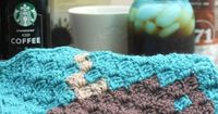 Starbucks Spring Beverages and Crochet C2C Coffee Cup Granny...