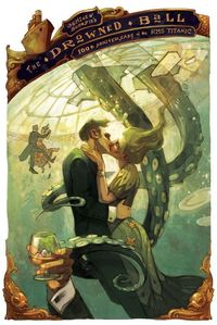 The Drowned Ball (100th anniversary of the Titanic) by Zelda Devon, via Behance