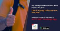 Do not miss out on anything that can help you work your level up to the NEET topper. Take NEET Challenges on VICTO NEET Challlenge App and ace in your NEET exam 2019. Download VICTO NEET App today from the playstore and start your journey towards success ...