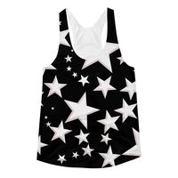 """Exclusively from And Above All YOGA --- """"Night Sky"""" Women's Racerback Tank Top for just $29.95 with FREE SHIPPING"""
