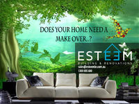 At Esteem BR, we do Home Renovation including Bathroom Renovation, Kitchen Renovation, Office Fitouts,  Office Refurbishment, Etc.. For futher information about our services, Call us on 0408 600 934.