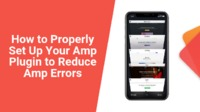 Learn how to properly configure and set up AMP with a WordPress Plugin. In this tutorial, we use the AMP for WP plugin to improve the mobile version of a website.