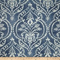 Swavelle/Mill Creek Dalusio Damask Denim from