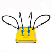 BANGSTOOL Moveable Soldering Station Third Hand Repair Tool Four Arm for RC Drone FPV Racing