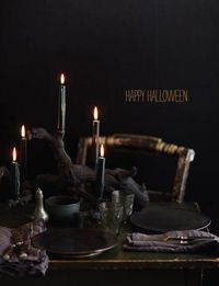 greige: interior design ideas and inspiration for the transitional home : happy halloween greigedesign.blogspot.com
