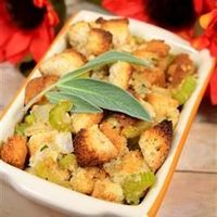 Gluten Free Thanksgiving Stuffing, photo by mis7up