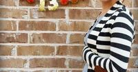 3 Ladies and Their Gent: 13 Weeks Baby Bump Pregnancy Tracker
