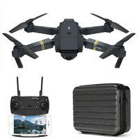 Eachine E58 with Storage Box WIFI FPV With 720P Camera High Hold Mode Foldable RC Drone Quadcopter