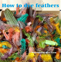 Cool, but I wish it would tell you how to *sterilize* chicken feathers.