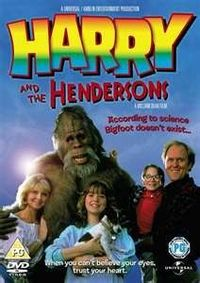 Harry and the Henderson.... Admit it your jealous that you don't have a movie made of your family :)