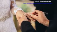 Like this couple who is marrying, do you want immediate marriage. Try our dua by visiting this link: - https://onlineduaistikhara.com/dua-for-immediate-marriage/