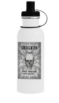 https://stuffofthedead.patternbyetsy.com/listing/756945053/embalming-fluid-water-bottle-22-oz