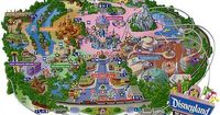 The Map that is never needed because i can literally close my eyes and gove you a detailed play by play of EVERY ride, food cart, resturant ect.. yea i LOVE it there!
