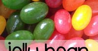 Jelly Bean Math (Lots of suggestions for doing math with every day manipulatives)