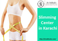 Join Slimming centre in Karachi for health body and easy weight reduction. Find best approved slim centers weight loss treatment at affordable prices. This is a complete non-surgical passive clinic with easy access to modern technology and equipments.