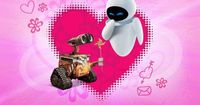 Celebrate Valentine's Day With WALL-E and Eve