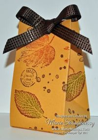 Thanksgiving Leaves 2-4-6-8 Box by Card Shark - Cards and Paper Crafts at Splitcoaststampers