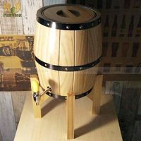 3 Liters OAK Wooden Beer Barrel $117.00