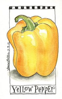 Sketchbook & Watercolor Journal Style Lesson One by lbolter, via Flickr