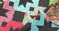 starflakes quilt pattern