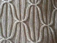Free pattern: C224 Cascade Eco + Quilt and Cable Blanket by Cambria Washington: Knitware & Patterns / Knitted by LilyMay