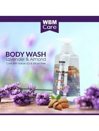 WBM International Liquid Body Wash is a nourishing body wash that is formulated to care for and nourish your skin. The body washes natural fragrance adds a refreshing element to your everyday bath.