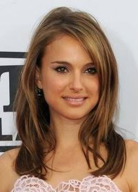"""Hot Hair Color Trend: BrondeHair -- brunette with blonde highlights; you can get this hair color """"by painting a few select top layer pieces of hair by using two different volume lifting creams."""""""