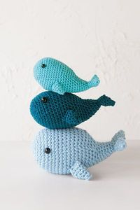 Whale - Knitting Patterns and Crochet Patterns from KnitPicks.com by Edited by Knit Picks Staff On Sale