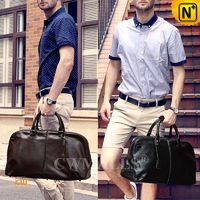 Men Leather Bags | Classic Leather Travel Luggage Bag CW909103 @CWMALLS