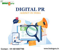 Digital PR Agency in India  Best PR Agencies in Delhi, India- Brainguru is Top 10 Digital PR Agency in Delhi NCR, India. PR Firms Company offers Design, PR for Startups, lifestyle, IT, Luxury, Fashion PR Healthcare, Branding and ORM Services. https://b...