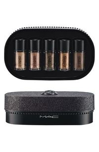 M·A·C 'Objects of Affection - Gold & Beige' Pigments & Glitter Set