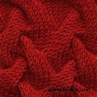 5 gorgeous cable stitches for chic knits