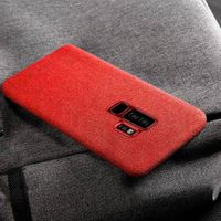 "Fashionista Linen Case For Samsung�""� S9, S9+ $18.99"