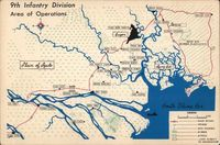 9th Infantry Division Area of Operations - asianpostcard.blogspot.com
