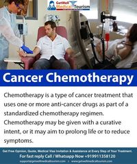 Cancer and Tumors Treatments in India