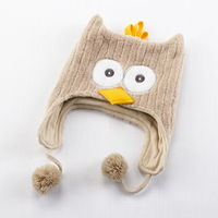 """What a wise choice! Whooo can resist """"My Little Night Owl, """" Baby Aspen's dreamy snuggle sack? It's almost too cute for words, but we'll find some! How about unique? Adorable? Huggable? The bright spot at the baby shower? And, ..."""