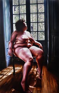 Victoria Selbach is a painter and nudes are her subject of choice. But don't expect her ar...