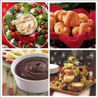 Home Dressing - Great Tips for Christmas Appetizers
