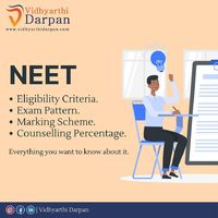 Not sure about the details of NEET examination ? Now you don't have to go anywhere we are here with every details of the examination and you don't have to worry.