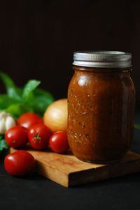 Marinara Sauce with Fresh Tomatoes | kneadforfood.com | #marinara #fresh #recipe